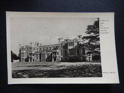 CPA - RARE - AUDLEY END - ESSEX - THE MANSION FROM THE SOUTH WEST - MINISTRY OF WORKS - CROWN COPYRIGHT - R9704 - England