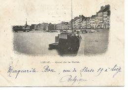 Belgique      Liége    Quai De La Batte - Belgique