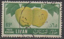 LIBAN    PA N°125__OBL VOIR SCAN - Liban