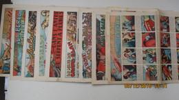 IMAGERIE DE LA SOCIETE DES PUBLICATIONS G. VENTILLARD  / 10 N° / 1942 - Lots De Plusieurs BD