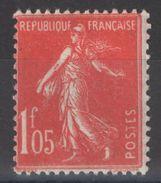 France - YT 195 * - 1906-38 Semeuse Camée