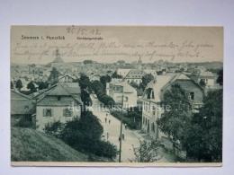 GERMANIA SIMMERN I. HUNSRUCK Kirchbergerstrasse DEUTSCHLAND AK Old Postcard - Simmern