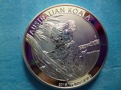1 DOLLAR ELIZABETH II AUSTRALIA    /    KOALA   2015 - Tokens & Medals