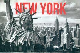 Carte Postale E .U   NEW YORK Recto Verso (circulé ) - Monde