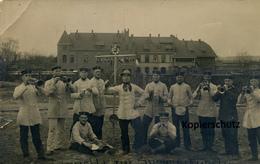 """AK Bad Rehagen-Clausendorf, """"Kapelle Zur Sommerfrische"""" 1913 - Allemagne"""