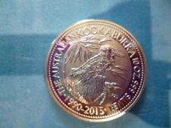 1 DOLLAR ELIZABETH II AUSTRALIA    /    KOOKABURRA - Tokens & Medals