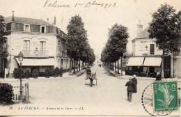 72 LA FLECHE  Avenue De La Gare - La Fleche