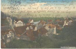 Büron - Litho + 1914  (3333) - LU Lucerne