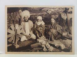 Ashgabat Type Turkmens Hut Family - Turkmenistan