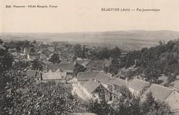 BEAUVOIR - BEAU PLAN D'UNE VUE PANORAMIQUE DU VILLAGE - TOP !!! - Bar-sur-Seine