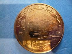 V1    V2     BLOKHAUS D'EPERLECQUES - Monnaie De Paris