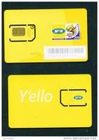 SUDAN - Mint/Unused SIM Phonecard MTN South Africa FIFA World Cup 2010 - Sudan