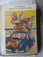 Kinderen Children Enfants Kinder On Vacation Children And Dog - Humorkaarten