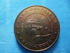 LA COUPOLE CENTE HISTORIQUE DE LA GUERRE ET DES FUSEES - Monnaie De Paris