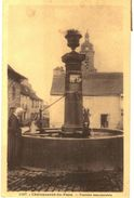 CPA N°15798 - LOT DE 2 CARTES DE CHATEAUNEUF DU FAOU - FONTAINE MONUMENTALE + LA BOUCLE DE L' AULNE - Châteauneuf-du-Faou
