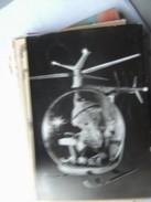 Kinderen Children Enfants Boy In Helicopter DDR Card - Kinderen