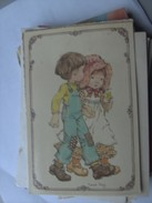 Kinderen Children Enfants Boy And Girl Sarah Kay - Kinderen