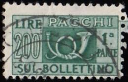 ITALY - Scott #Q73 Horn / Used Stamp - 6. 1946-.. Republic