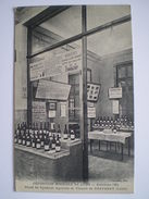 Cpa, Exposition Agricole De Lyon, Automne 1924, Stand Du Syndicat Agricole Et Viticole De Chavanay, Loire - Autres Communes
