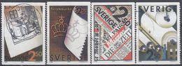 SUECIA 1990 Nº 1607/10 USADO - Sweden