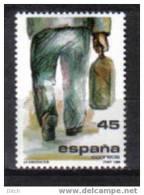 D- ESPAGNE - N° 2455 @ XX - MNH @ Post Price, émigration - 1931-Aujourd'hui: II. République - ....Juan Carlos I