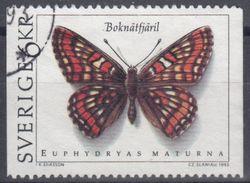 SUECIA 1993 Nº 1762 USADO - Sweden