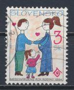 °°° SLOVENSKO - Y&T N°153 - 1994 °°° - Slovakia