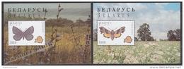 Belarus - Bielorussie 1996, Yvert BF 10-11, Fauna, Butterflies - MNH - Bielorrusia