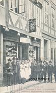 """AK Hannover, """"Siebrasse's Gast- U. Logierhaus - Hannover"""