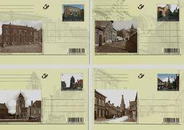 BELGIE - BELGIQUE  -  BK185/195  Vroeger En Nu - 2009 - AAN POSTPRIJS - PRIX DE LA POSTE - Entiers Postaux