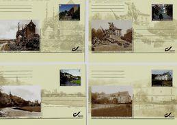 BELGIE - BELGIQUE  -  BK212/222  Vroeger En Nu - 2011 - AAN POSTPRIJS - PRIX DE LA POSTE - Entiers Postaux