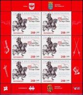 Austria Österreich 2017 Tag Der Briefmarke  Kleinbogen MNH / ** / POSTFRISCH - 1945-.... 2nd Republic