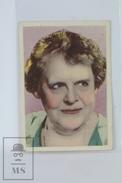 Old Trading Card/ Chromo Cinema/ Movie Topic - Actress: Marie Dressler - Otros