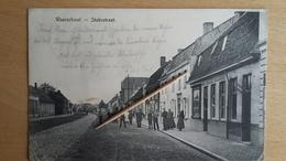 WAARSCHOOT - Statiestraat 1914 - Waarschoot