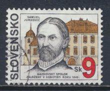 °°° SLOVENSKO - Y&T N°191 - 1995 °°° - Slovakia