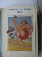 Humor Postcard Donald Mc Gill - Humor