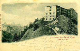 Stanserhorn + 1902  (9730) - NW Nidwalden
