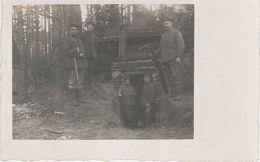 CPA - AK Unbekannte Soldaten Unknown Soldiers Soldat Inconnu Frankreich Belgien France Belgique WW1 Guerre 1. Weltkrieg - Personaggi