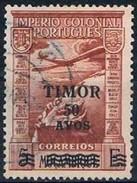 Timor, 1946, # 13, Correio Aéreo, Used - Timor