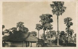 Oubangui - Village Mandja  (002366) - Kongo - Brazzaville