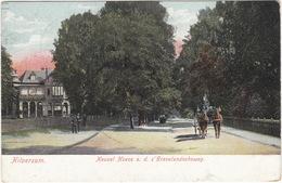 Hilversum - Heuvel Hoeve A.d. 's-Gravelandscheweg - (Paard En Koets) - 1906 - (Noord-Holland, Nederland) - Hilversum