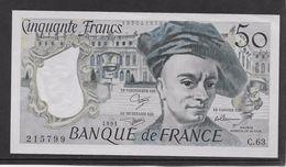 France 50 Francs Quentin De La Tour - 1991 - Fayette N° 67-17 - Neuf - 1962-1997 ''Francs''