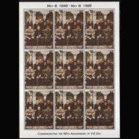 ST.VINCENT 1995 - Scott# 2169A Sheet-Yalta Conf. MNH - St.Vincent (1979-...)