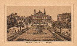 """Bière De Table Des Révérends Pères Trappistes ( Rochefort )  """" Monte Carlo  Le Casino """" - Alcools"""