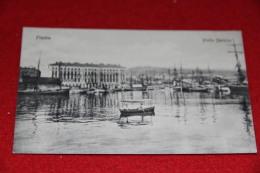 Hrvatska Fiume Rijeka Il Porto Baross NV - Croatia