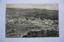 CPA 12 AVEYRON LAPANOUZE DE CERNON. Vue Générale. 1909. - France