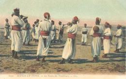 Algerie, Scenes Et Types, La Noubla De Tirailleurs - Andere