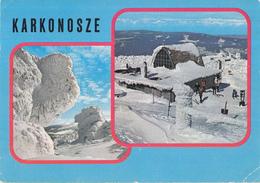 Polen/Polska/Pologne – Nationaal Park Karkonosze - Kleur/color - Ongebruikt/mint - Zie Scan - Polen