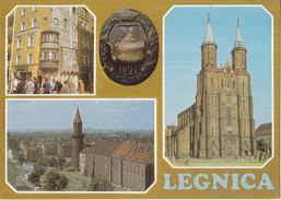 Polen/Polska/Pologne – Legnica/Liegnitz - Kleur/color - Ongebruikt/mint - Zie Scan - Polen