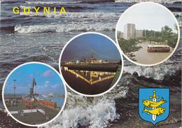 Polen/Polska/Pologne – Gdynia/Gdingen - Kleur/color - Gebruikt/used - Zie Scan - Polen